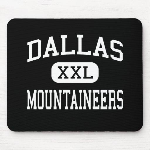 Dallas - Mountaineers - Senior - Dallas Mouse Mats
