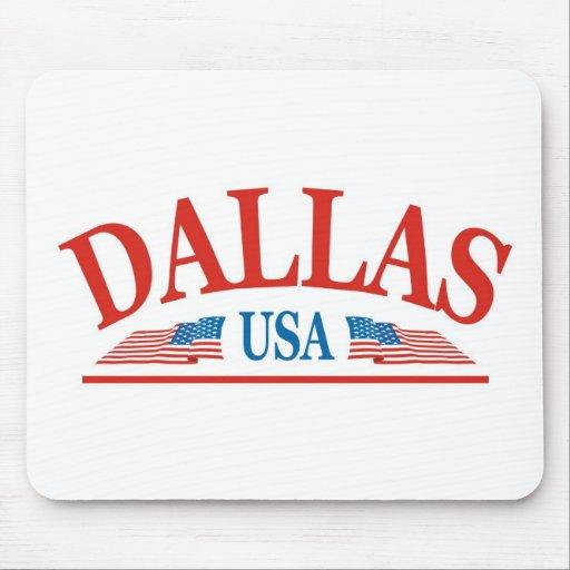 Dallas Mousepads