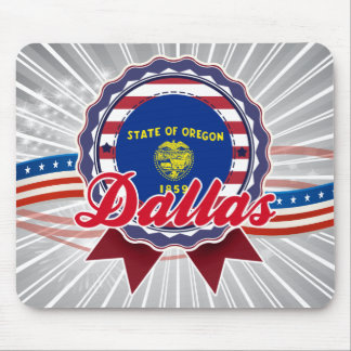 Dallas, OR Mouse Pad