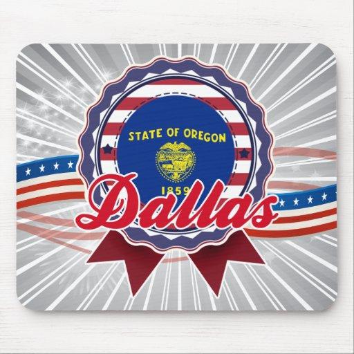 Dallas, OR Mouse Pad