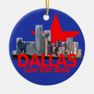 DALLAS Ornament