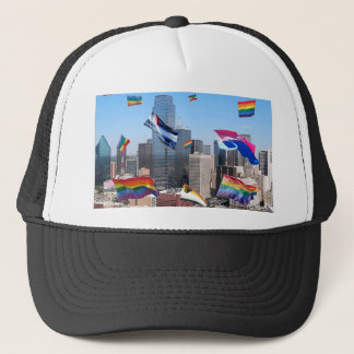 Dallas Pride Trucker Hat