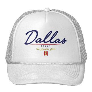 Dallas Script Cap
