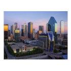 Dallas Skyline Postcard