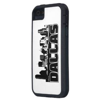 Dallas Skyline Tough Xtreme iPhone 5 Case
