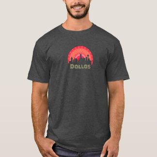 Dallas T-shirt Skyline