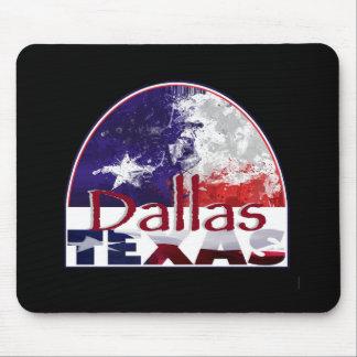 DALLAS Texas Mouse Pad