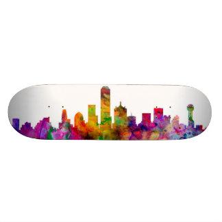 Dallas Texas Skyline Skate Boards