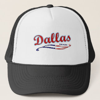 Dallas Texas Trucker Hat