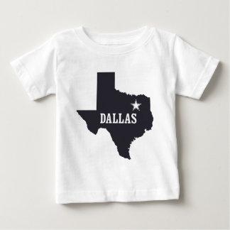 Dallas Texas U.S. Custom Ink Baby T-Shirt