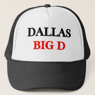 Dallas Trucker Hat