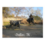 Dallas, TX Post Card
