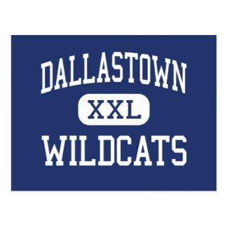 Dallastown Wildcats Area Dallastown Postcard