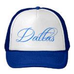 DallasTrucker Hat