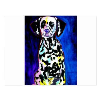 Dalmatian #1 postcard