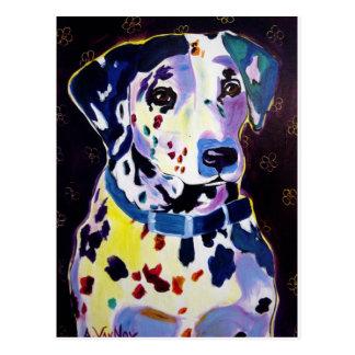 Dalmatian #3 postcard
