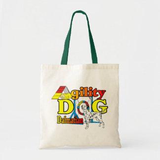 Dalmatian Agility Gifts Tote Bag