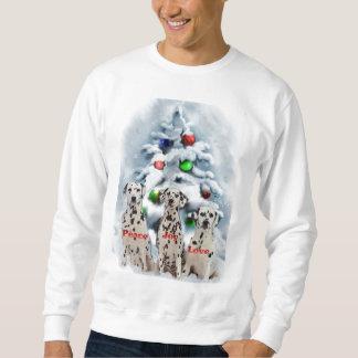 Dalmatian Christmas Gifts Sweatshirt