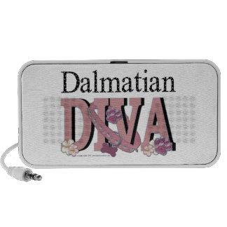 Dalmatian DIVA Travel Speaker