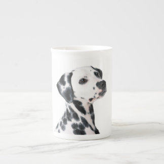 Dalmatian dog beautiful photo, gift tea cup