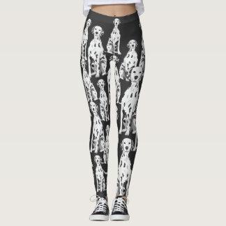 Dalmatian Dog Leggings