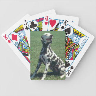 Dalmatian Dog Playing Cards