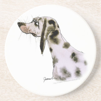 dalmatian dog, tony fernandes coaster