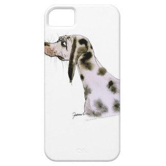 dalmatian dog, tony fernandes iPhone 5 cases