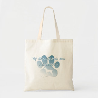 Dalmatian Grandchildren Tote Bag