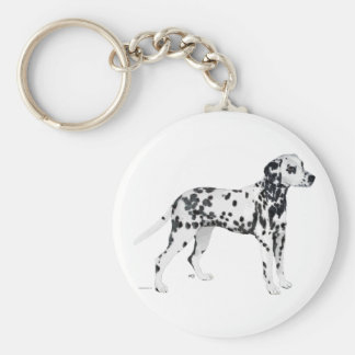 Dalmatian Key Chains