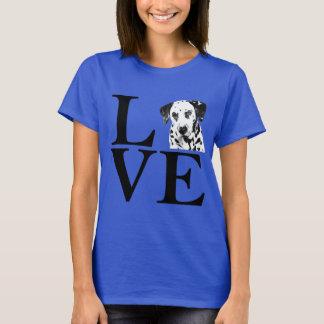Dalmatian Love Tshirt