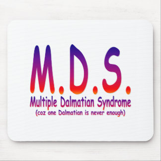 Dalmatian Mousepads