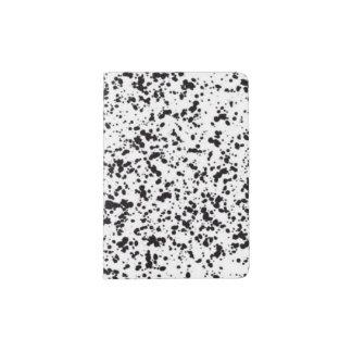 Dalmatian Print Custom Passport Holder