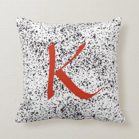 Dalmatian Print Pillow