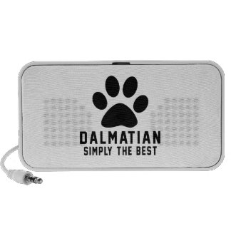 Dalmatian Simply the best Notebook Speakers