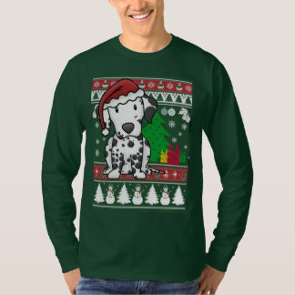 Dalmatian Ugly Christmas Sweater