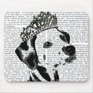Dalmatian with Tiara 2 Mouse Pad