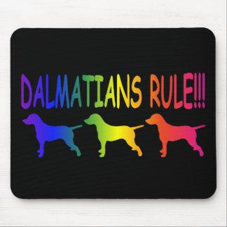 Dalmatians Rule Mousemat