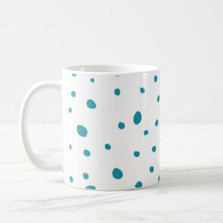 Dalmation Mug (teal)