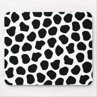 Dalmation Print Mouse Mat