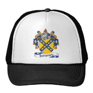 DALRYMPLE FAMILY CREST -  DALRYMPLE COAT OF ARMS CAP
