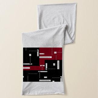 DAL's designer scarf