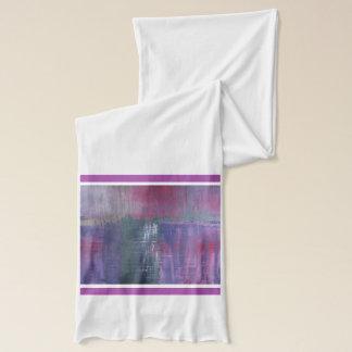 DAL's designer scarf for her
