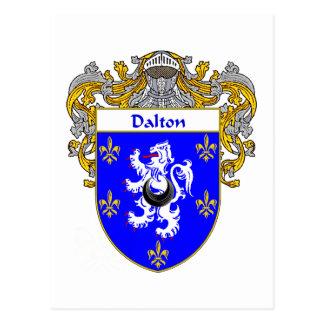 Dalton Coat of Arms (Mantled) Postcards