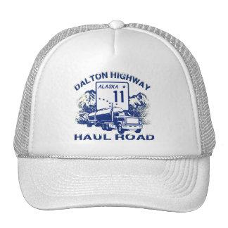 DALTON HIGHWAY HAUL ROAD TRUCKER HATS