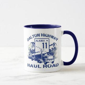 DALTON HIGHWAY HAUL ROAD MUG