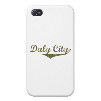 Daly City Revolution t shirts iPhone 4/4S Cases