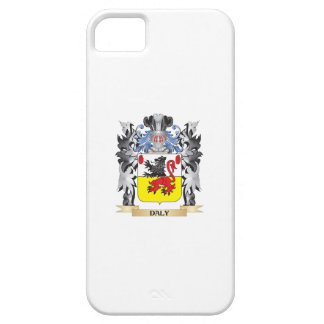 Daly Coat of Arms - Family Crest Barely There iPhone 5 Case