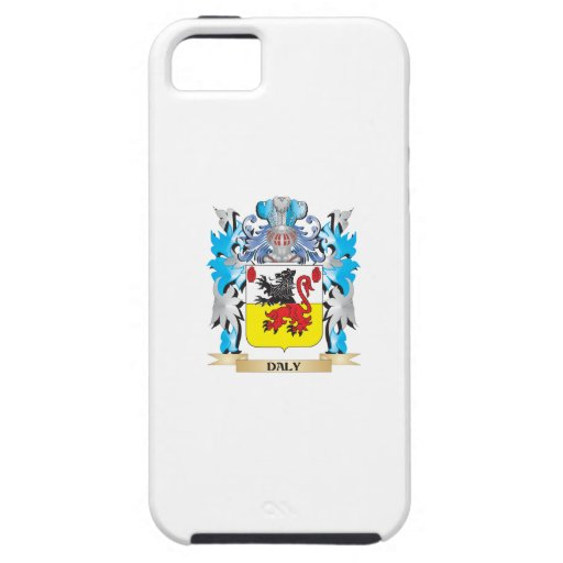 Daly Coat of Arms - Family Crest iPhone 5 Cover