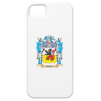 Daly Coat of Arms - Family Crest iPhone 5 Cases